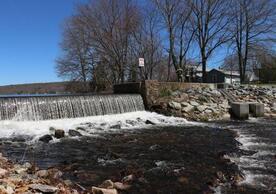 Rogers Lake Fishway